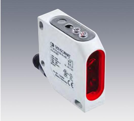 德国森萨帕特Sensopart FT 50/FT 80激光测距传感器