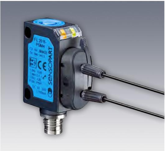 德国森萨帕特FL 20-R塑料光纤传感器