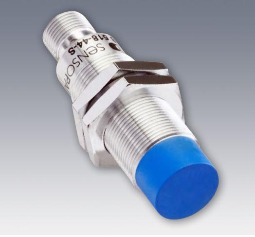 德国森萨帕特SensoPart圆柱形外壳 电感传感器