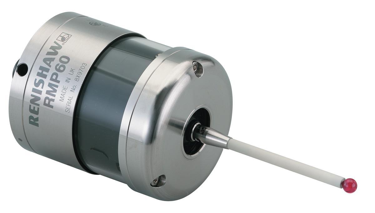 英国雷尼绍 RMP60无线电机床测头