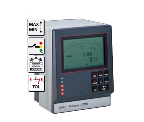 薄膜测厚仪Millimar C1216电子长度计量仪