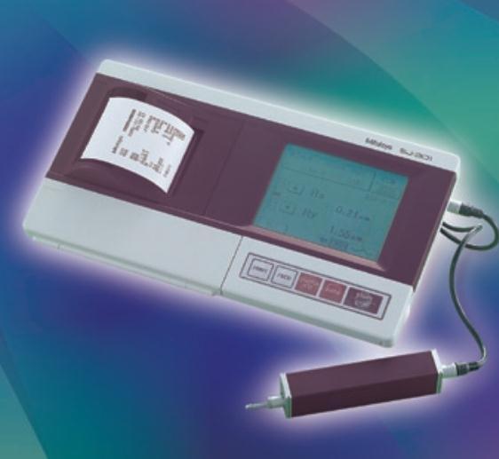 SJ-301便携式表面粗糙度测试仪