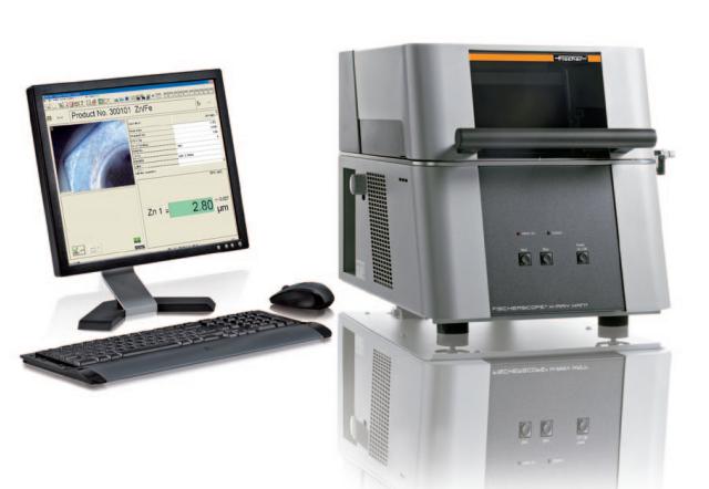 德国Fischer X射线镀层测试仪XULM 240