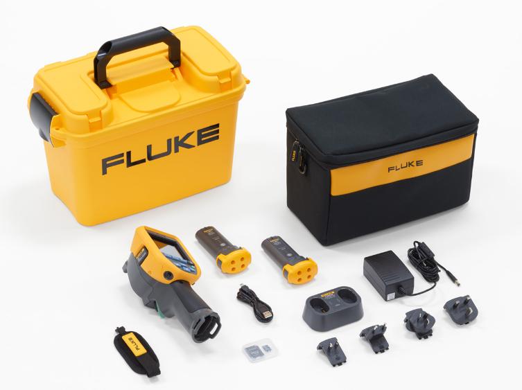 福禄克手持式红外热像仪Fluke TiS60+