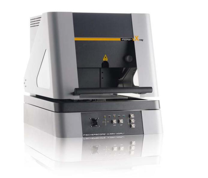 德国菲希尔 XDLM 237荧光射线膜厚仪