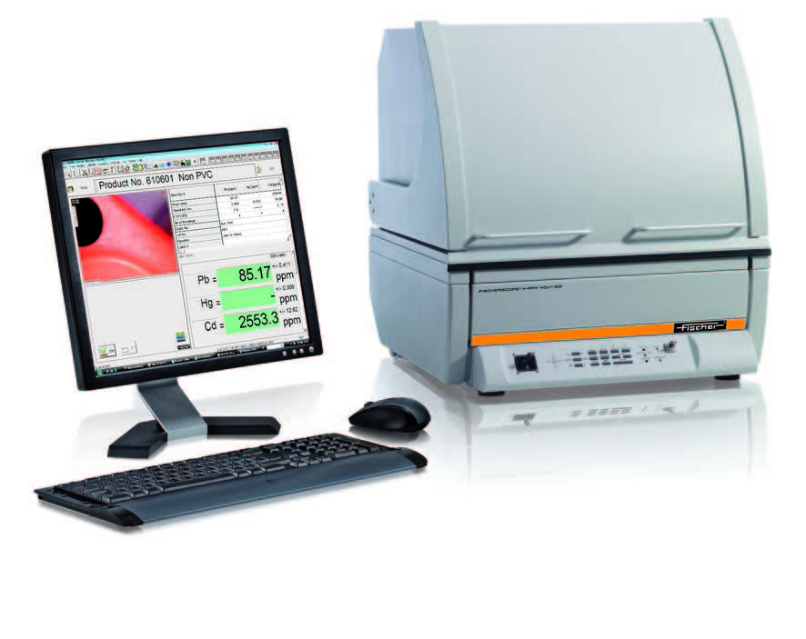 FISCHERSCOPE XDV-SDD荧光镀层测厚仪