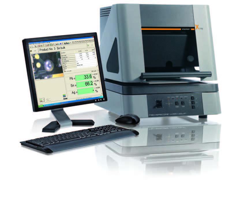 菲希尔XDAL 237 荧光射线镀层测厚仪