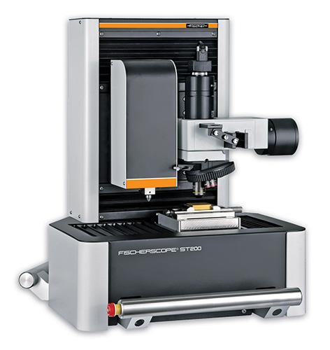 德国FISCHERSCOPE ST200纳米压痕仪