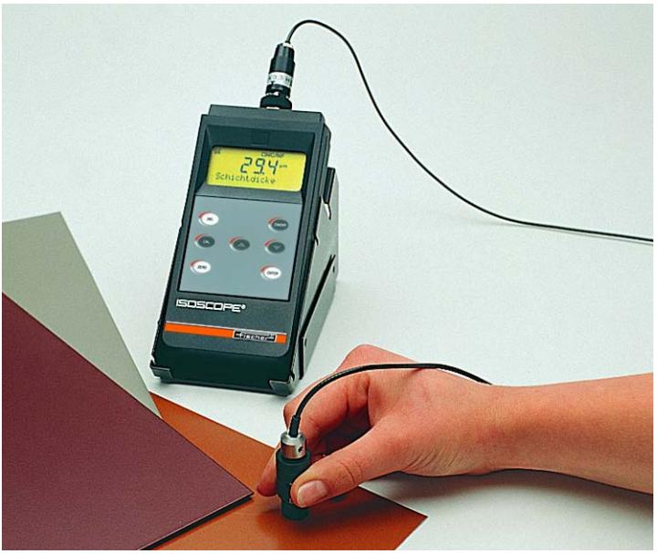 DELTASCOPE MP10E磁感应测厚仪