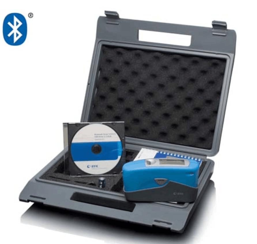 BYK4570 微型光泽仪XS小口径60°光泽仪