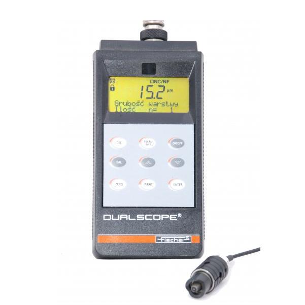 德国菲希尔膜厚仪DUALSCOPE MP20E-S
