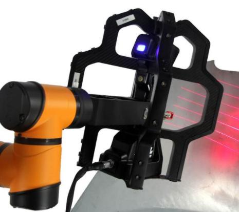 AutoScan-SOLO自动化三维扫描测量系统