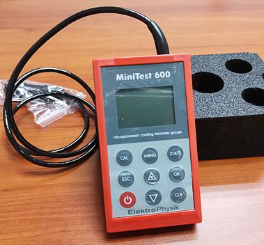 MiniTest600bfn德国原装进口涂镀层测厚仪