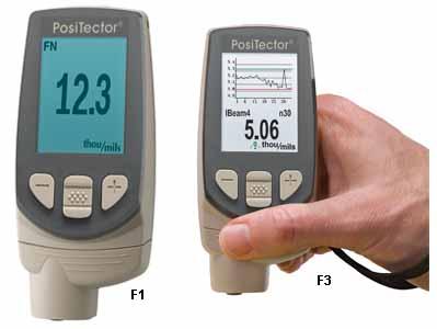 PosiTector 6000涂镀层测厚仪操作说明