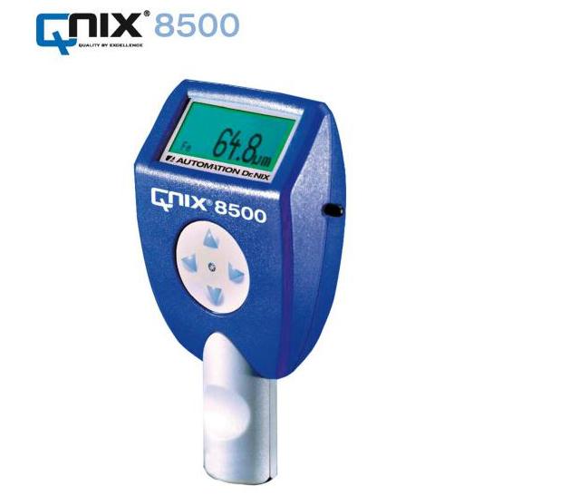 德国尼克斯quanix8500/QNix8500测厚仪简易使用说明书