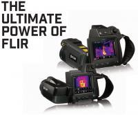 美国FLIR T420/T440/T460红外热像仪